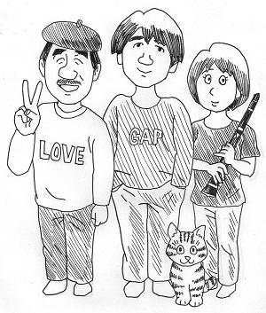 http://ameblo.jp/nigaoe-ousuke/